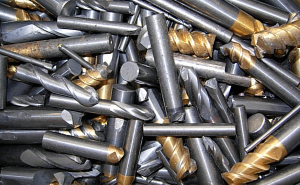 scrap carbide endmills for recycling