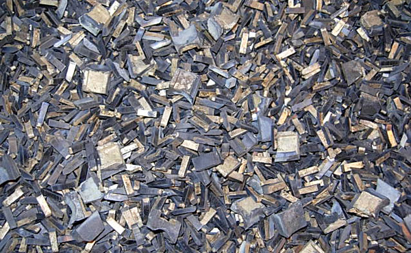 scrap carbide saw tips for recycling